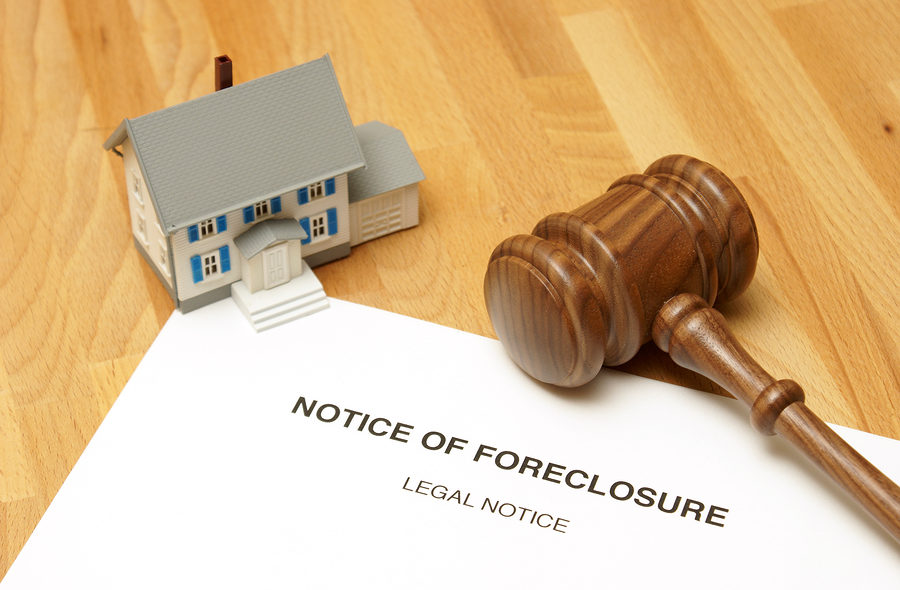Foreclosure Rates in U.S. Dip to a 20-Year Low