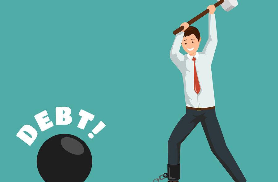 'Debt Crushing' a Top Priority in 2020