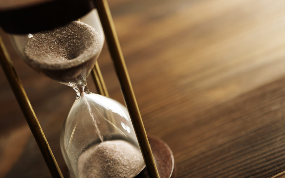 Timing is Important When It Comes to Filing for Bankruptcy