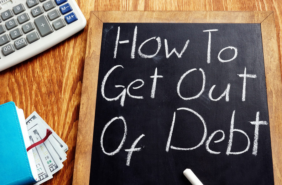 Simplified Rules for Paying Down Debt