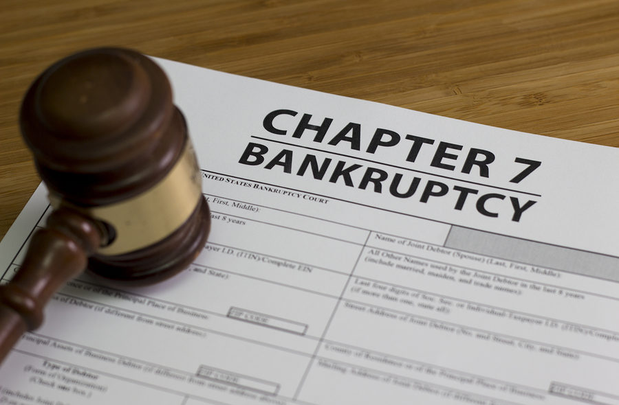 The Benefits of Filing Chapter 7 Bankruptcy