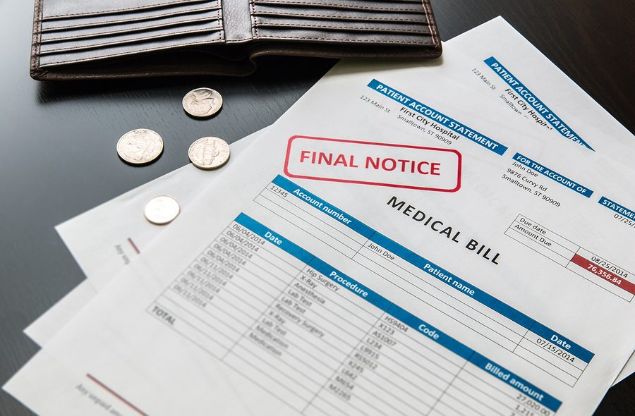 What Are the Options When You Can't Pay Medical Debt?