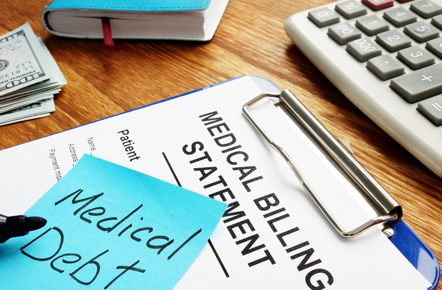 How Medical Debt Affects Your Credit