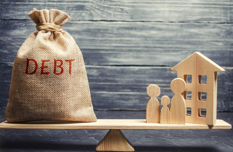 Mortgage Debt Reaches Record High of $10 Trillion