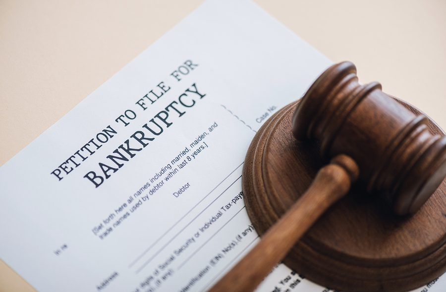 November Personal Bankruptcy Filings Drop to a 14-Year Low