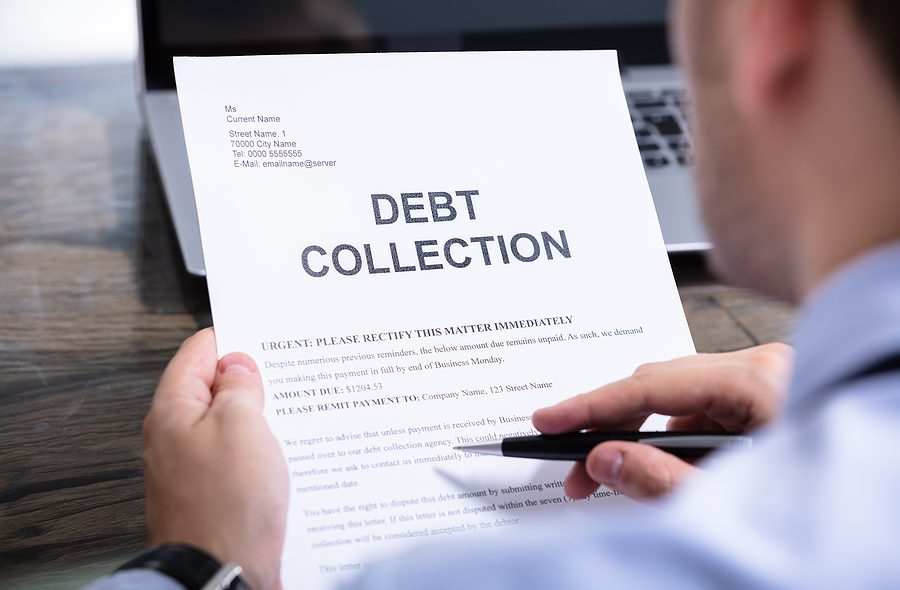 Can a Debt Collector Try To Collect on Debts Discharged in Bankruptcy?