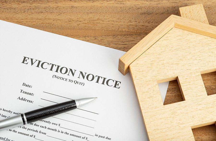10 Percent of American Families at Risk of Eviction, Foreclosure