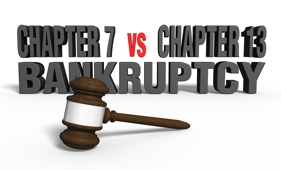 Which Type of Bankruptcy Should I File to Keep My Home?