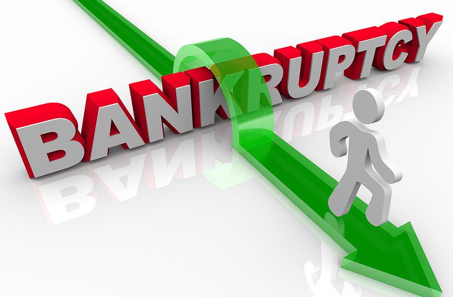 Defaulting on Debt v. Filing Bankruptcy