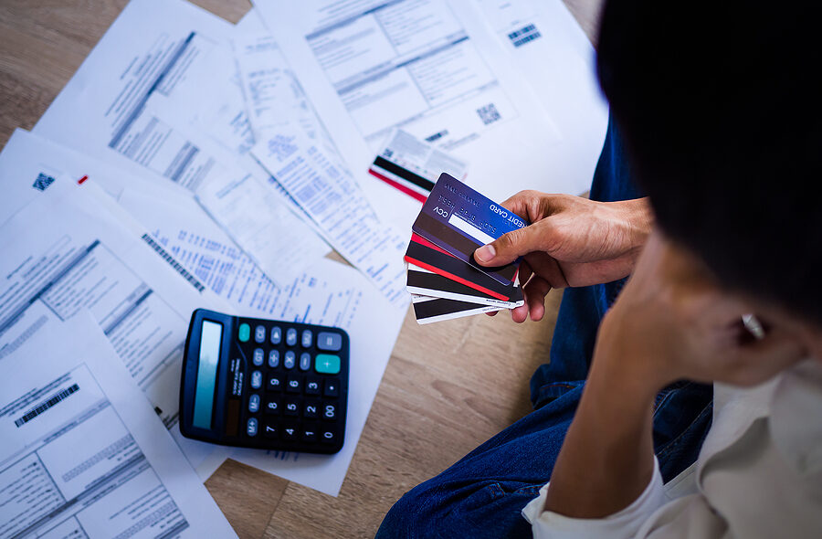 How Credit Card Debt Affects Your Health